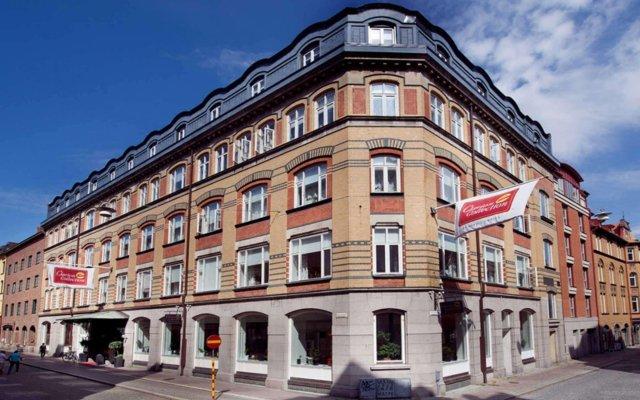 Отель Clarion Collection Hotel Temperance Швеция, Мальме - отзывы, цены и фото номеров - забронировать отель Clarion Collection Hotel Temperance онлайн вид на фасад