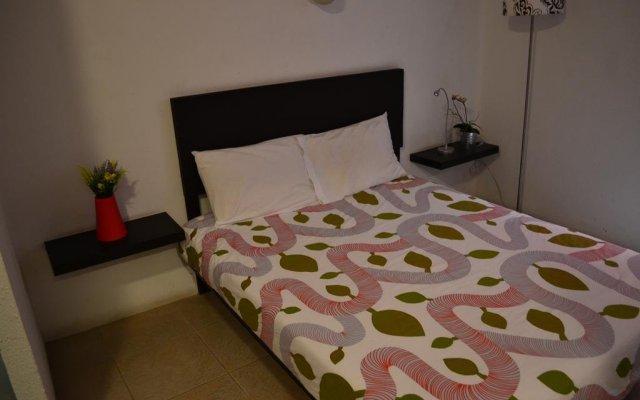 Hostel Suites Df Мехико комната для гостей