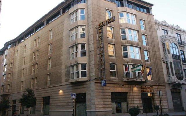 Отель Granada Five Senses Rooms & Suites вид на фасад