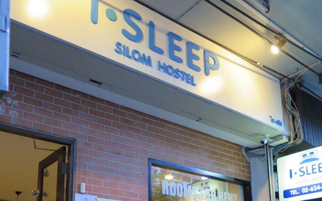 I-Sleep Silom Hostel вид на фасад