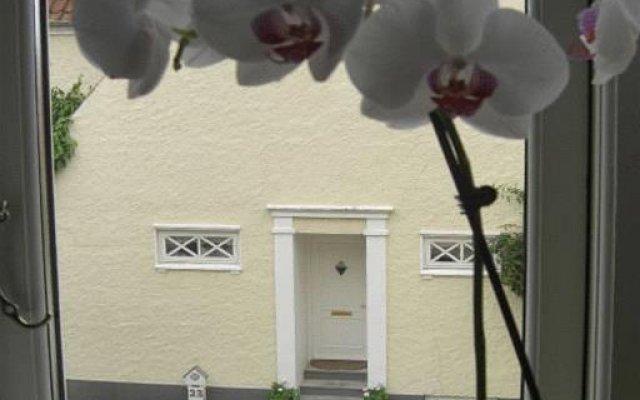 Отель Ansgarhus Motel Дания, Оденсе - отзывы, цены и фото номеров - забронировать отель Ansgarhus Motel онлайн вид на фасад