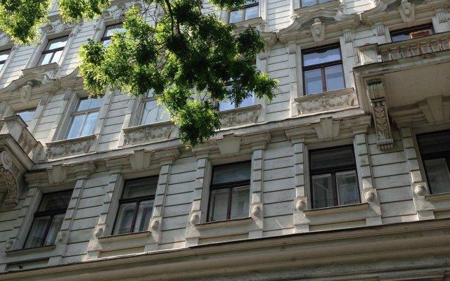 Отель Vision Apartments Marc Aurel Strasse Австрия, Вена - отзывы, цены и фото номеров - забронировать отель Vision Apartments Marc Aurel Strasse онлайн вид на фасад