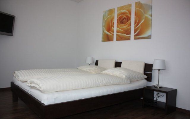 Отель Swiss Star Franklin комната для гостей