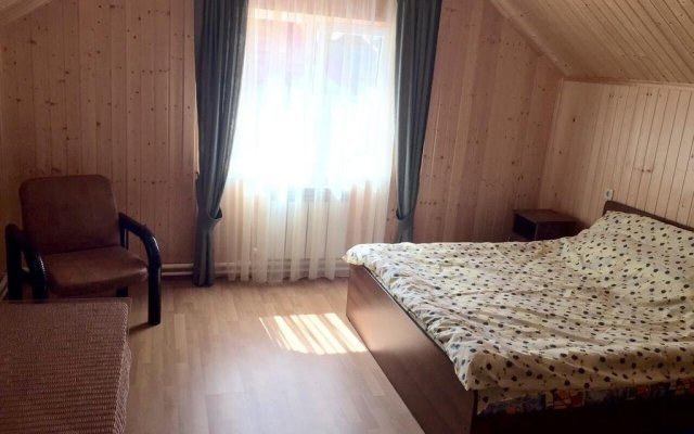 Отель Eco Chalet Honey Place Сочи комната для гостей