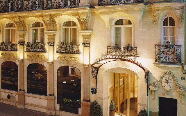 Отель Astra Opera - Astotel вид на фасад