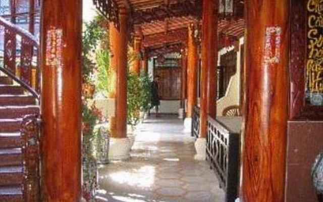 Отель Thanh Binh Iii Хойан вид на фасад