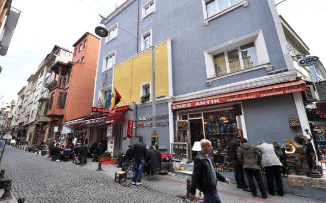 Мини- Khalkedon Istanbul Турция, Стамбул - отзывы, цены и фото номеров - забронировать отель Мини-Отель Khalkedon Istanbul онлайн вид на фасад