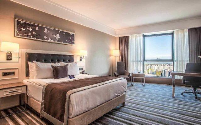 Radisson Blu Hotel Diyarbakir Турция, Диярбакыр - отзывы, цены и фото номеров - забронировать отель Radisson Blu Hotel Diyarbakir онлайн комната для гостей