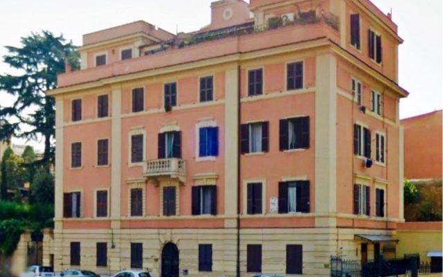 Отель Karolstay.com Guesthouse Roma вид на фасад