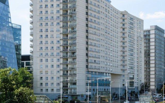Отель P&O Apartments Arkadia 8 Польша, Варшава - отзывы, цены и фото номеров - забронировать отель P&O Apartments Arkadia 8 онлайн вид на фасад