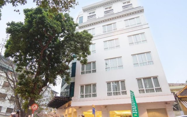 Super Hotel Hanoi Old Quarter вид на фасад