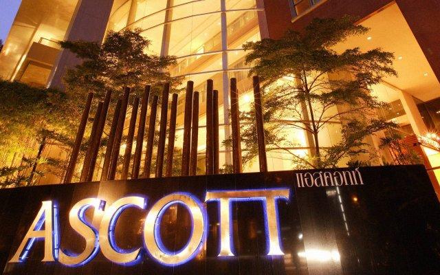 Отель Ascott Sathorn Bangkok Таиланд, Бангкок - отзывы, цены и фото номеров - забронировать отель Ascott Sathorn Bangkok онлайн вид на фасад