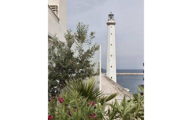 Отель ApuliApartments-Lighthouse Бари вид на фасад