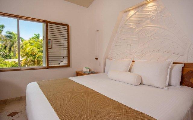Отель Sunset Fishermen Beach Resort Плая-дель-Кармен комната для гостей