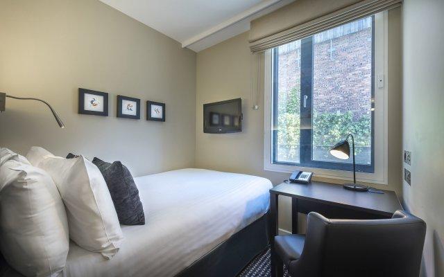Отель The Resident Liverpool Великобритания, Ливерпуль - отзывы, цены и фото номеров - забронировать отель The Resident Liverpool онлайн комната для гостей