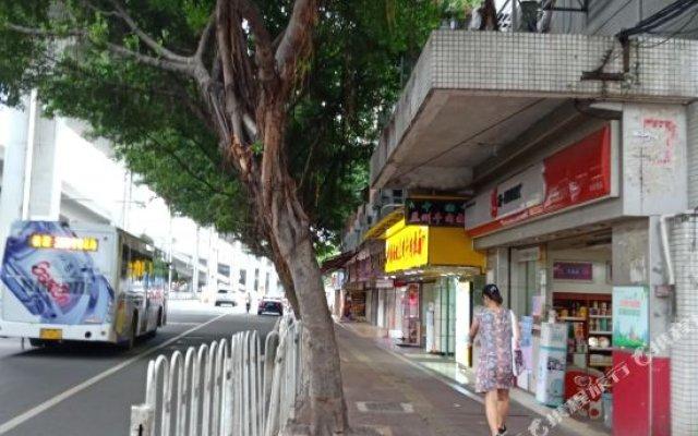 Hexie Hostel (Guangzhou Railway Station West Huanshi Road)