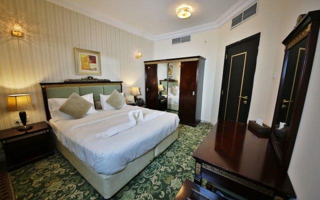 Отель Midtown Furnished Apartments ОАЭ, Аджман - отзывы, цены и фото номеров - забронировать отель Midtown Furnished Apartments онлайн комната для гостей