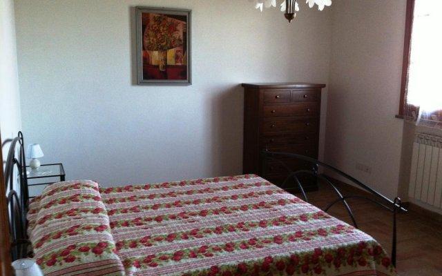 Отель Cottage Canonica Сан-Джиминьяно удобства в номере