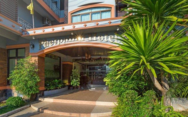 Krabi Phetpailin Hotel вид на фасад