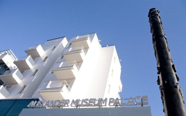 Alexander Museum Palace Hotel вид на фасад