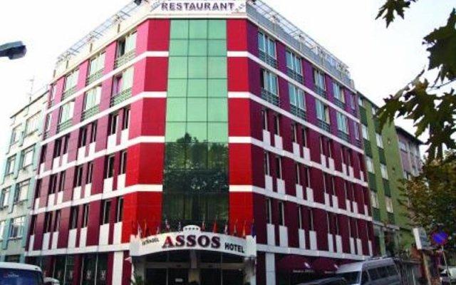 My Assos Турция, Стамбул - 8 отзывов об отеле, цены и фото номеров - забронировать отель My Assos онлайн вид на фасад