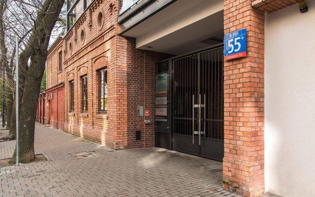 Отель P&O Apartments Metro Centrum Польша, Варшава - отзывы, цены и фото номеров - забронировать отель P&O Apartments Metro Centrum онлайн вид на фасад