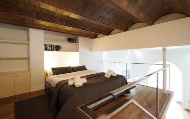 Отель Ático En Paseo De Gracia Барселона комната для гостей