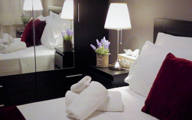 Отель Tiepolo Galleria Palatina Греция, Салоники - отзывы, цены и фото номеров - забронировать отель Tiepolo Galleria Palatina онлайн комната для гостей