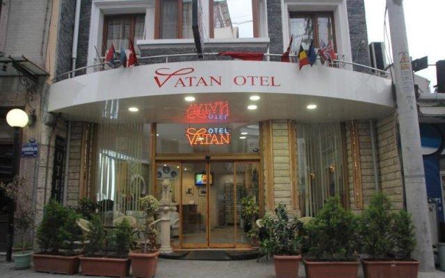 Vatan Hotel Турция, Измир - отзывы, цены и фото номеров - забронировать отель Vatan Hotel онлайн вид на фасад