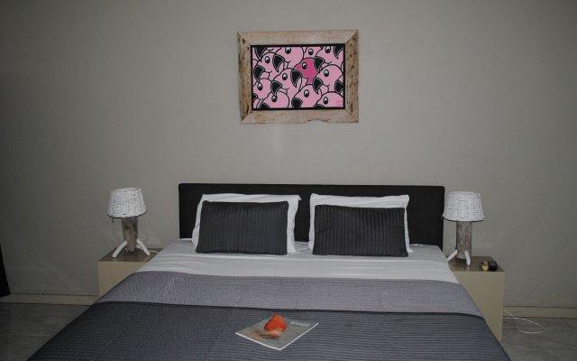 Отель The Lodge Bonaire комната для гостей