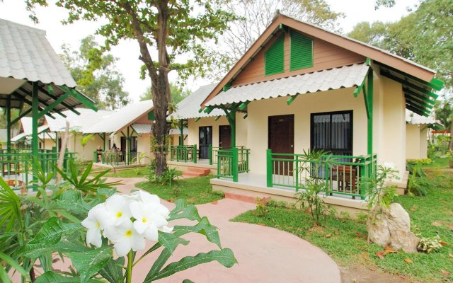 Pattaya Garden Hotel вид на фасад