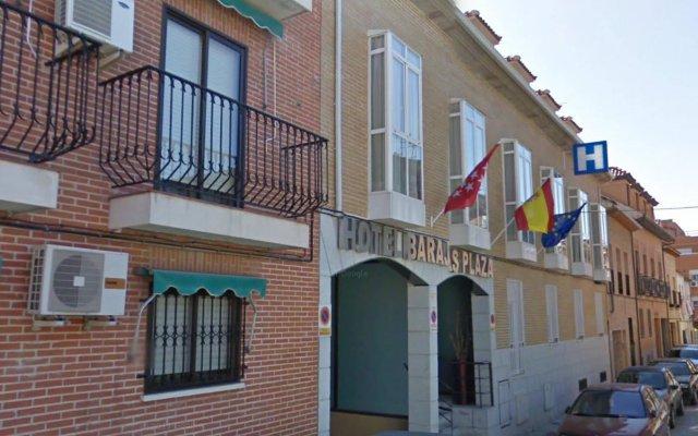 Hotel Barajas Plaza Madrid