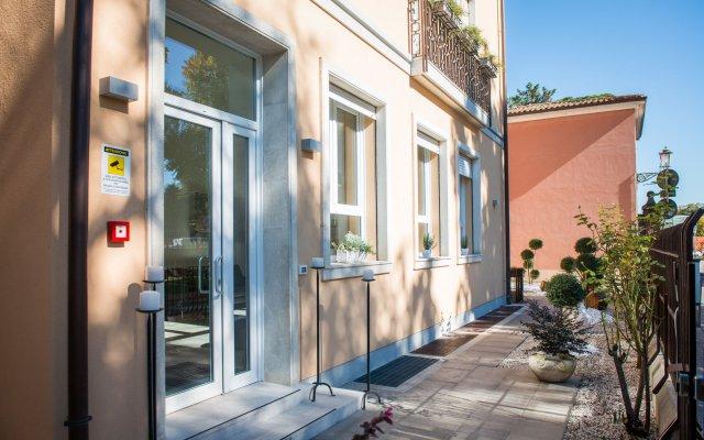 Отель al Prato Италия, Падуя - отзывы, цены и фото номеров - забронировать отель al Prato онлайн вид на фасад