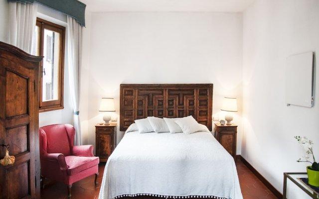 Апартаменты Art Apartment Palazzo Vecchio Флоренция комната для гостей