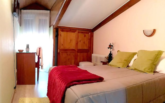 Отель Turismo Rural Remoña комната для гостей