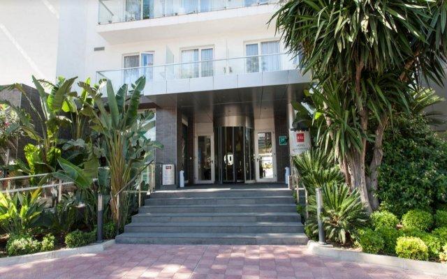Hotel Riu San Francisco - Adults Only вид на фасад