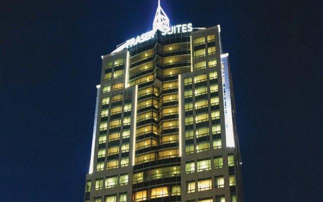 Отель Orakai Insadong Suites Южная Корея, Сеул - отзывы, цены и фото номеров - забронировать отель Orakai Insadong Suites онлайн вид на фасад