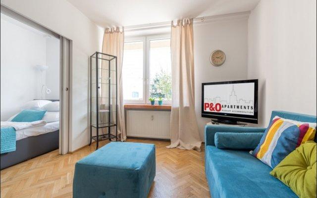 Отель P&O Apartments Miodowa 4 Польша, Варшава - отзывы, цены и фото номеров - забронировать отель P&O Apartments Miodowa 4 онлайн комната для гостей