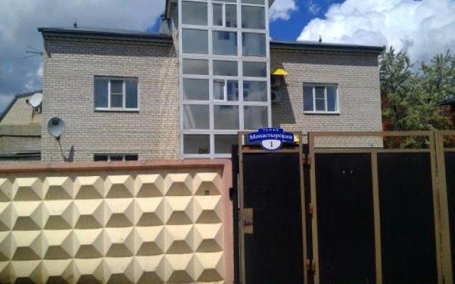 Отель Инн Оазис Ставрополь вид на фасад