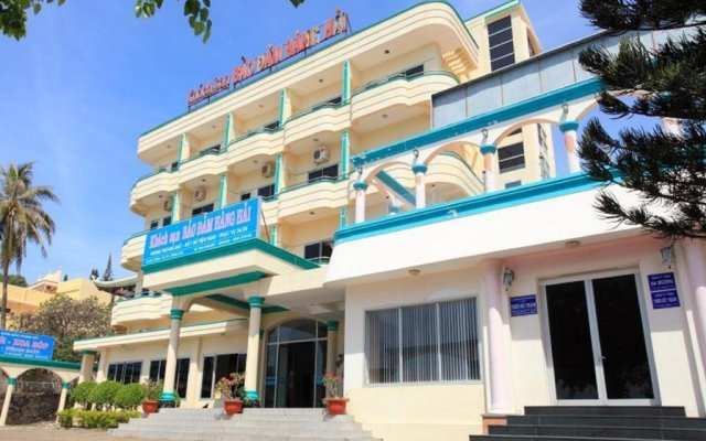 Bao Dam Hang Hai Hotel вид на фасад