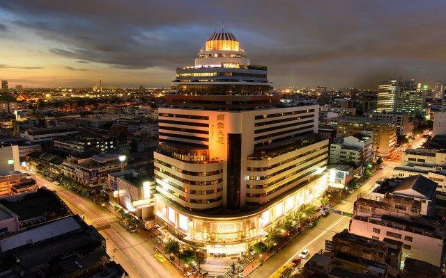 Grand China Hotel вид на фасад