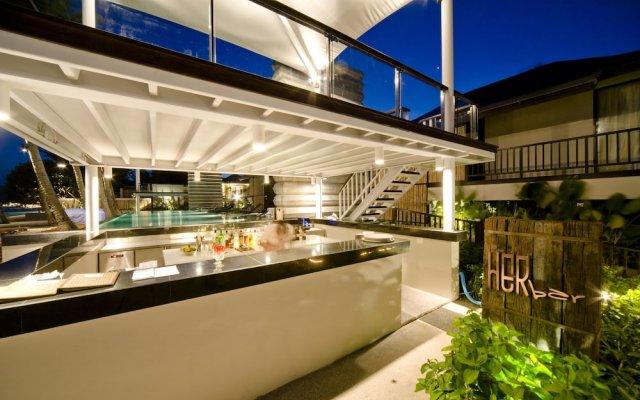 Отель Sareeraya Villas & Suites Таиланд, Самуи - отзывы, цены и фото номеров - забронировать отель Sareeraya Villas & Suites онлайн вид на фасад