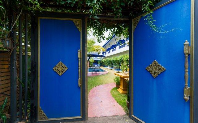 Отель JR Siam Kata Resort вид на фасад
