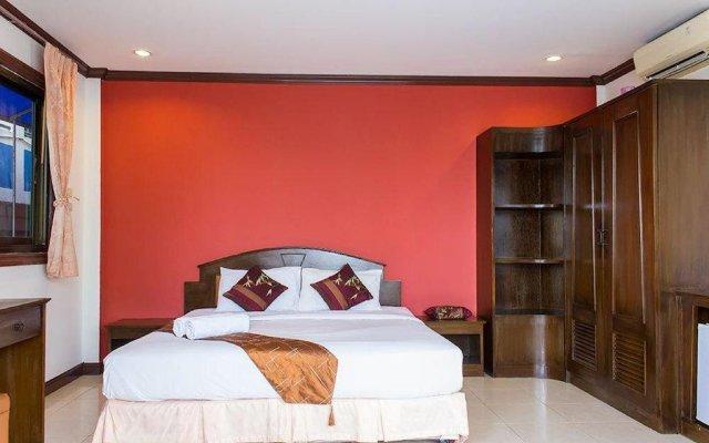 Отель Baan Natacha Beachfront Guesthouse комната для гостей