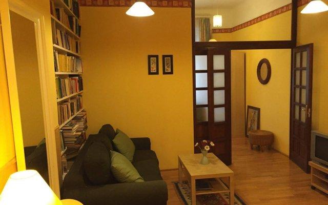 Апартаменты Club Apartment Budapest комната для гостей