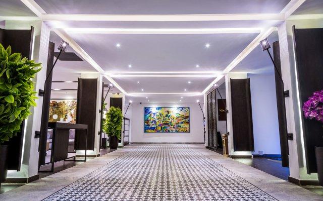 Azalaï Marhaba Hotel in Nouakchott, Mauritania from 127$, photos, reviews - zenhotels.com hotel front