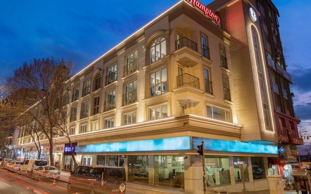 Hampton by Hilton Kahramanmaras Турция, Кахраманмарас - отзывы, цены и фото номеров - забронировать отель Hampton by Hilton Kahramanmaras онлайн вид на фасад