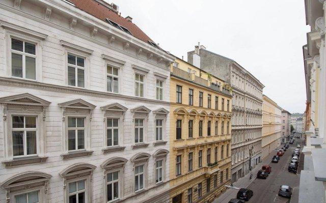 Отель Royal Resort Apartments Urania Австрия, Вена - отзывы, цены и фото номеров - забронировать отель Royal Resort Apartments Urania онлайн комната для гостей