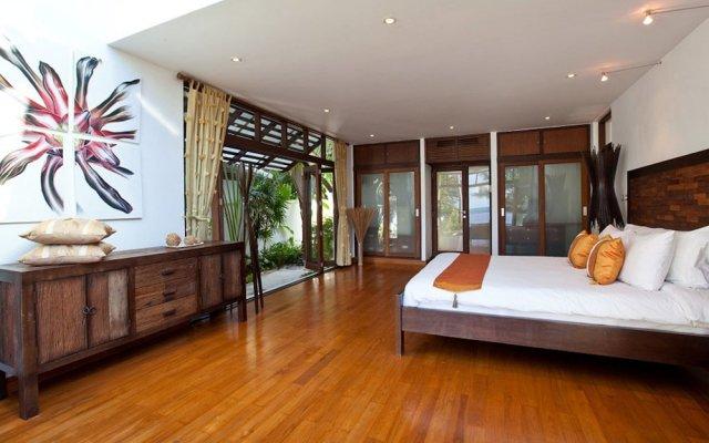 Отель The Emerald Beach Villa 4 Таиланд, Самуи - отзывы, цены и фото номеров - забронировать отель The Emerald Beach Villa 4 онлайн комната для гостей