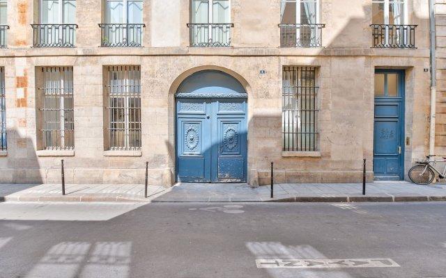 Отель 91 - Urban Picasso Le Marais Франция, Париж - отзывы, цены и фото номеров - забронировать отель 91 - Urban Picasso Le Marais онлайн